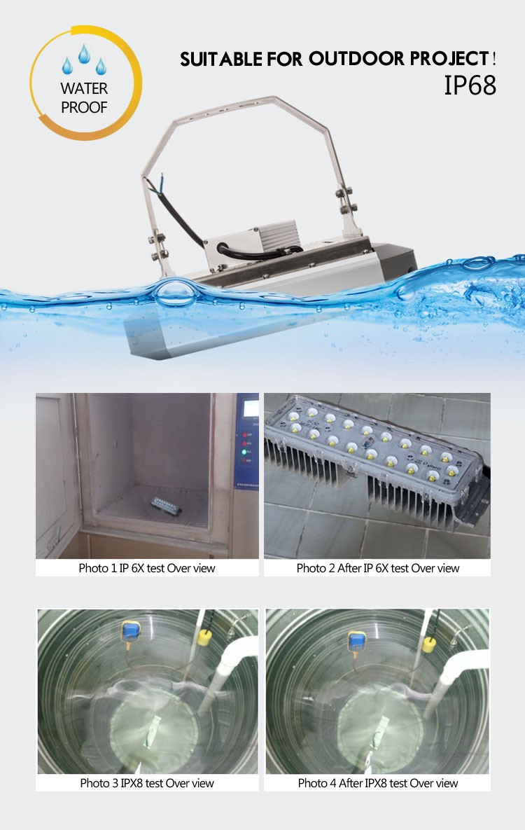 100w 150w 200w 250w 300wSMD3535 led flood light waterproof and dustproof led flood light IP68