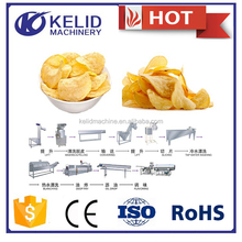 Durable Potato Chips Production Line/small Scale Potato Chips Production Line/potato Chip Machine