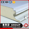 100m exterior prefab house pu sandwich wall siding panel