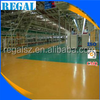 durable new technology epoxy floor building materials paint