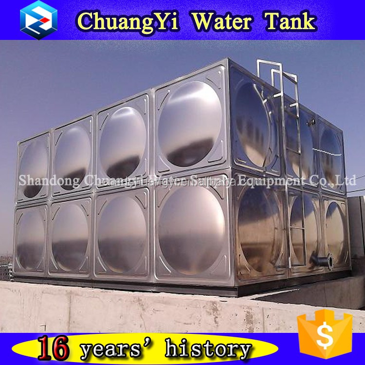 Effect assurance opt square stainless steel honey tank manufacturer in China