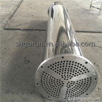 Factory Price Shell And Tube Heat Exchanger