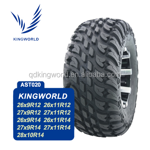 10 Inch Solid Sport Atv Tires 22x10-10