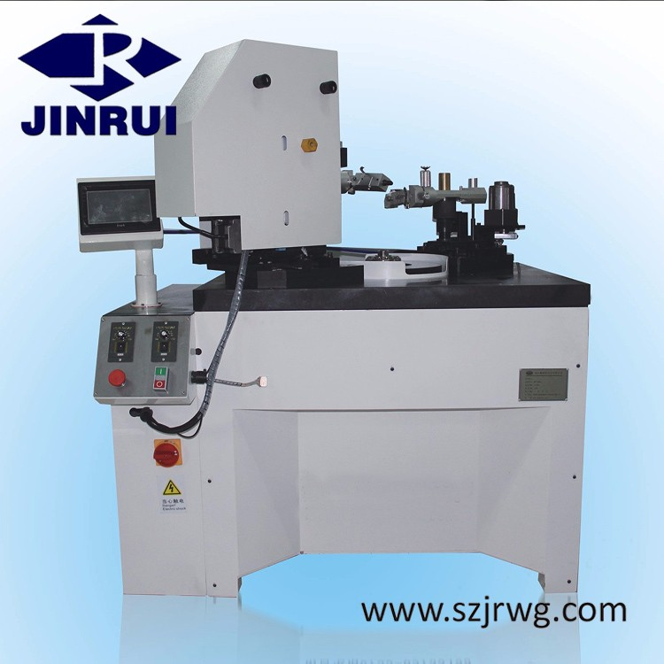 Full-automatic grinding machine for diamond