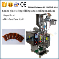 Automatic Paste Liquid Packing Machine For