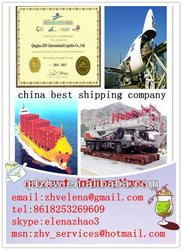 Qingdao Best Sea Shipping Company to Ukraine