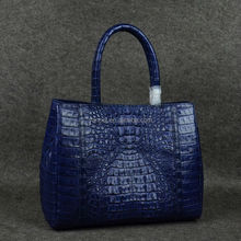 real Crocodile handbag_crocodile bag-exotic handbag_animal skin bag#desginer fashion#leather bag#shoulder bag