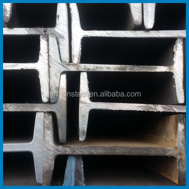ASTM A36 Mild Structural Steel I Beams IPN as Roof or Bracket