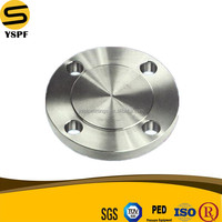 ansi b16.5 stainless steel class 600 900 rtj blind flanges for industry