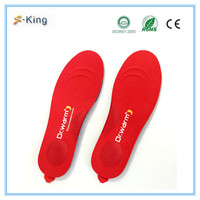 Dr.warm hot selling hot selling thermo wear heating soles electric foot warmer for shoes