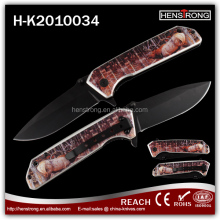 New arrival power tool stainless steel sharpest pocket knife