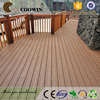 wooden laminated non-distorted engineered decking