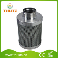 "Prefilter 4"" Carbon Air Filter for Hydroponics"