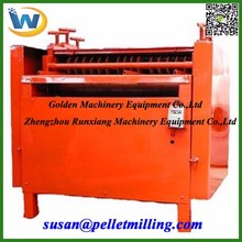 Metal recycling product of air condition radiator copper separator machine