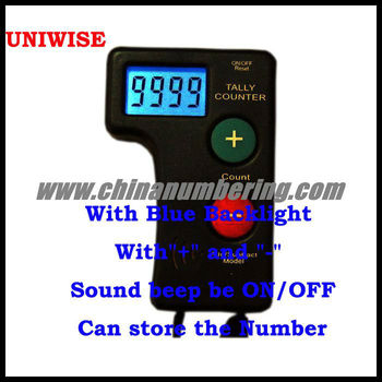 UIC-AST2 high quality lcd electronic counter