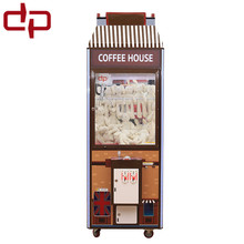 Coin operated capsule prize vending game machines crane claw toys redemption electronic game