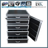 Cosmetic Custom Build Hard Travel Flightcase Cater Board Include
