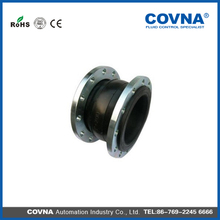 High pressure rubber flexible joint