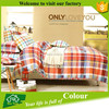 The world luxury brands 100% cotton patch work bed sheets