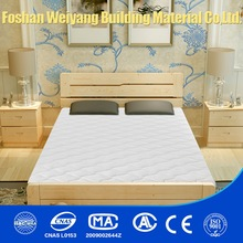 WSF1122 German air channel foam visco gel memory foam mattress