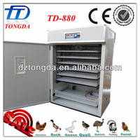 96% hatching rate seed incubator hot sale