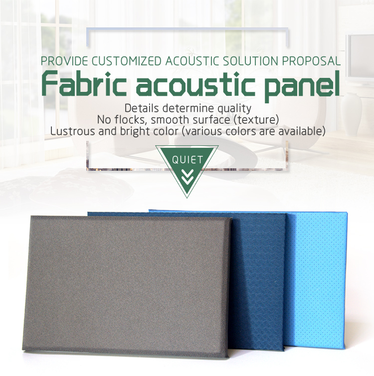 Acoustic fabric wall panels for malaysia