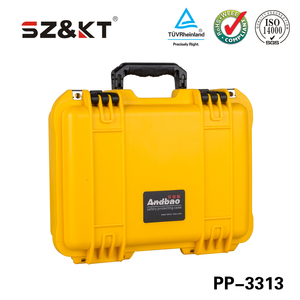 Hard plastic waterproof shockproof military gun case