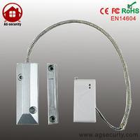 Wired Metal Rolling Garage Door Magnetic Contact Door Sensor Wireless rolling Door Contact