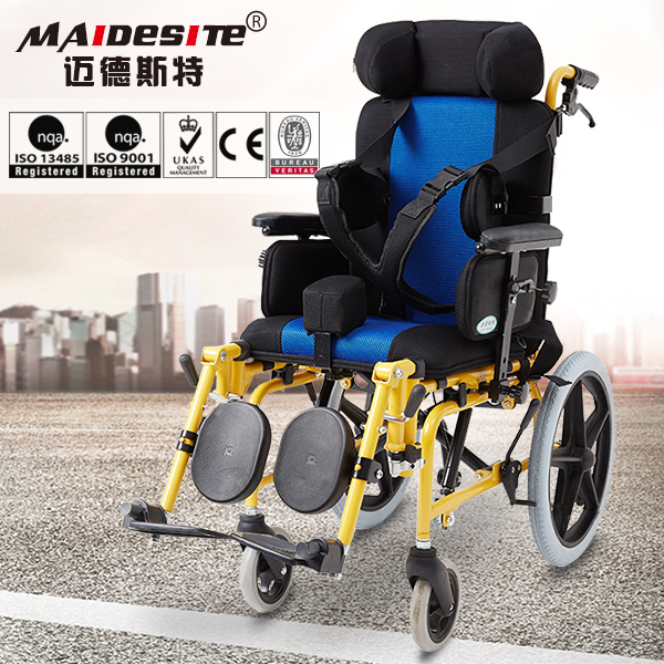 Good lightweight adjustable arm height function of wheelchair for sale