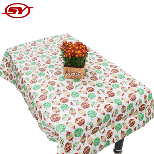 Christmas buy tablecloth for party