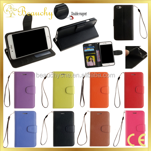Small order!PU leather phone case for iphone 5 case,leather cell phone cover For iphone 5S/SE case