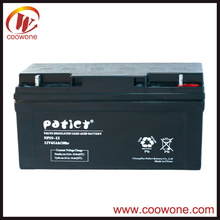 Sealed 6v 4.2ah 4.5ah 20hr rechargeable battery
