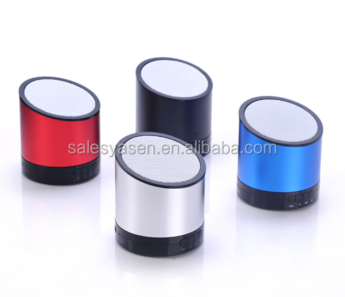 Portable bluetooth speaker wireless/powerful rechargeable portable speaker with TF card+Handfree N6