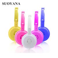 Shenzhen Consumer Electronics Colorful Stereo Headphone