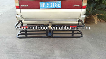 Steel cargo carrier for car