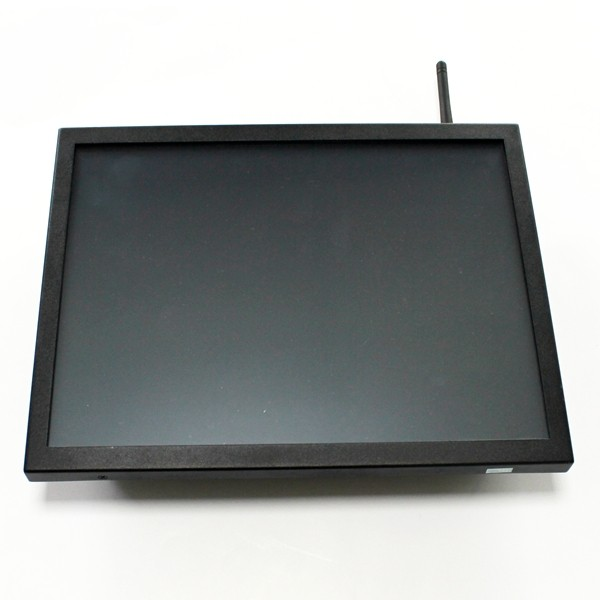 Wireless Wifi 19 inch industrial computer with RS-232/422/485 (DB9)
