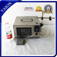 High Precision Micro Dosage Peristaltic Pump Water Liquid Filling Machine