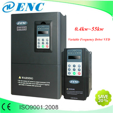 0.4kw~630kw ac variable frequency drive, Manufacture ENC frequency inverter/ converter, Vector control VVVF ASD VSD VFD