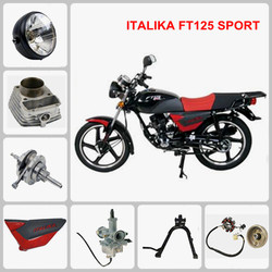 Wholesale motorcycle spare parts from china ITALIKA FT125 SPORT