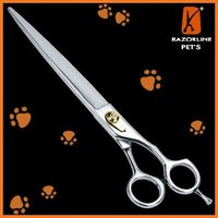 EK01 - SUS440C pet scissor - pet shear - pet grooming scissors