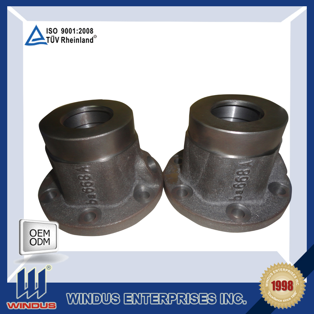 experienced manufacturer with sand casting foundry and cnc machining factory