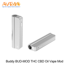 Dry herb vaporizer Buddy Mod 510 thread CBD oil vape Variable Voltage Battery