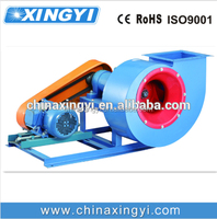 C4-73 Free Standing Industrial Centrifugal Dust Exhaust Fan
