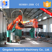 S2510 Casting continuous double arm resin sand mixer