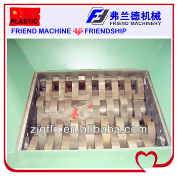 Best Quality!! Double Shaft Shredder Blade