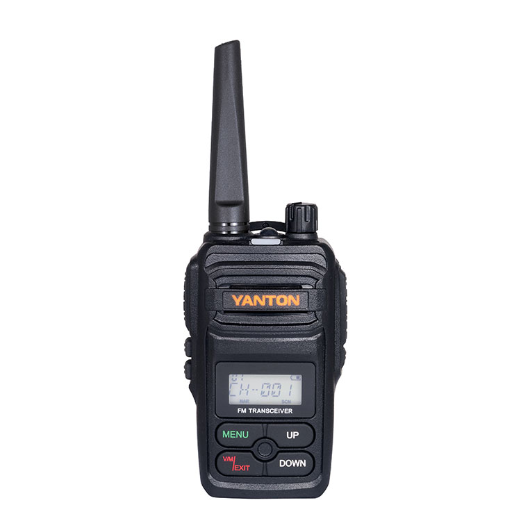 Reliable and Good gps police handheld ctcss/dcs emergency two way radio