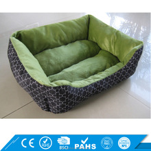100% polyester Soft Comfortable Dog Bed Cat Bed Pet Bed
