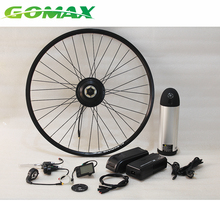 Gas Scooter Electric Cycle Motor Ebike Kit 48V 1000W With Battery
