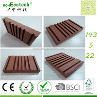 Artificial Decking Material for Boats outdoor wpc marine yacht flooring