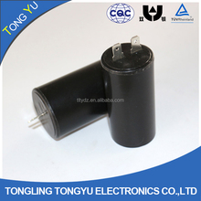 ac power cd60a electrolytic motor starting capacitor